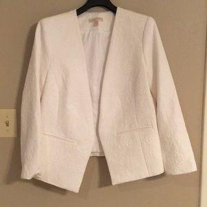 Michael Kors White Blazer 16W